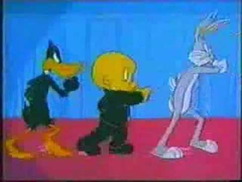 Dance: Bugs Bunny, Daffy Duck and Elmer Fudd