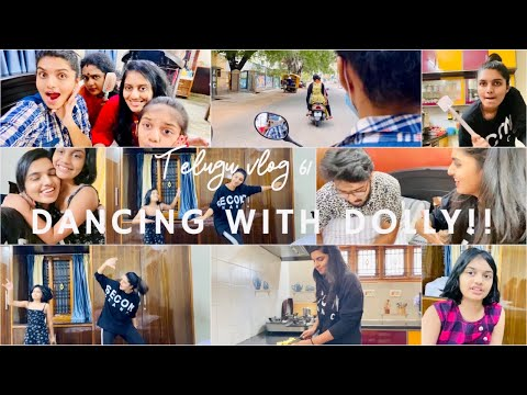 Dancing With Dolly 💃|Planning a Challenge With Ajith *Bro*|Going Out,Midnight Cooking,Playing&Many|