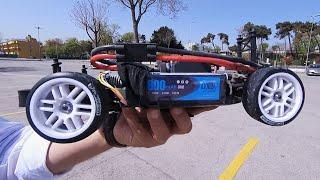 Traxxas VXL Rally Racer - 3S Li-Po VS Nimh Battery Performance
