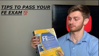 Tips for Passing your Electrical FE Exam