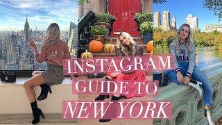 THE INSTAGRAM GUIDE TO NEW YORK CITY   New York Travel Vlog 2017