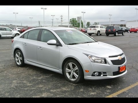 2012 chevrolet cruze 2lt rs sedan for sale dayton troy piqua sidney ohio 27299a youtube. Black Bedroom Furniture Sets. Home Design Ideas