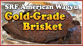 $280 Wagyu Competition Brisket SRF Gold How-To BBQ Champion Harry Soo SlapYoDaddyBBQ.com Weber