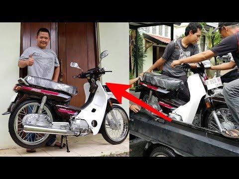 Bikin HEBOH!! Motor Honda Grand JADUL ini Terjul Rp 80 Juta.. Ternyata Karena Hal ini......WOOW