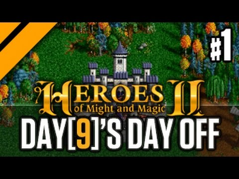 Day[9]'s Day Off - Heroes of Might and Magic 2 P1