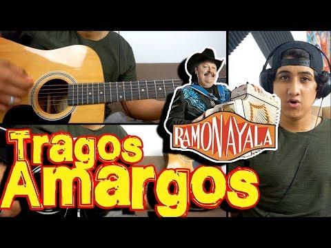 Tragos amargos | Ramón Ayala | Vídeo demostración | Cover