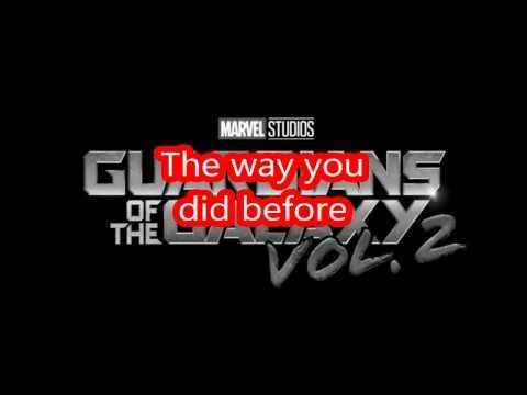 Fox On The Run/ (Sweet)/ (Lyrics)/ (Marvel: Guardians Of The Galaxy Vol.2)