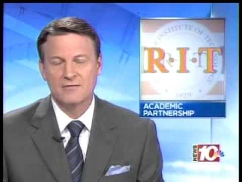 RIT on TV: Malmo-RIT Institutional Partnership on NBC