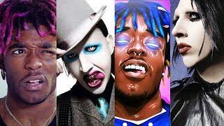 Marilyn Manson Calls Lil Uzi Vert LUCIFER 🔥 '$220k Ben Baller CHAIN'
