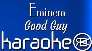 Eminem - Good Guy ft. Jessie Reyez | Karaoke Lyrics Instrumental (Kamikaze)