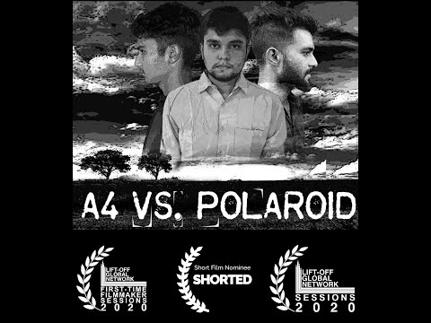 A4 Vs Polaroid | Short Film Nominee