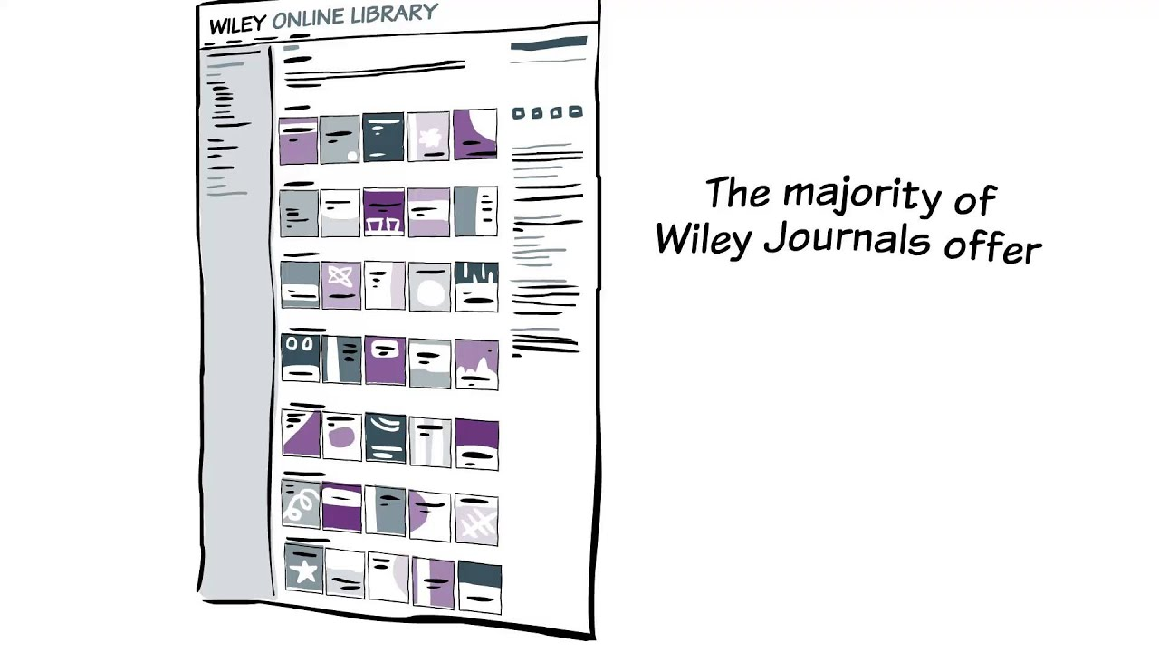 Publishing Research with Wiley: Understanding RCUK's Open
