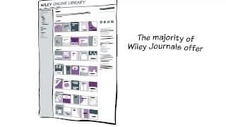 Publishing Research with Wiley: Understanding RCUK