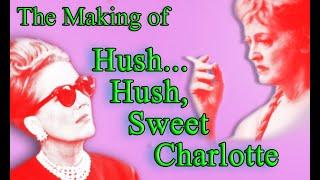 making of hush hush sweet charlotte amc backstory