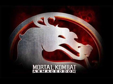 Mortal Kombat Armageddon Игрофильм с переводом на русский