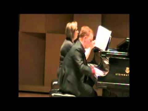 Geoffrey Conquer - Sergei Rachmaninoff - Concerto N1