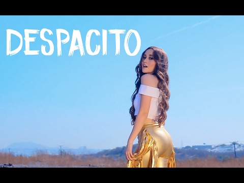 Thumbnail: Despacito - Luis Fonsi feat Daddy Yankee (Carolina Ross cover)