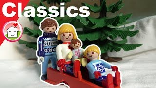 Playmobil Film deutsch - Winter Mega Pack von Familie Hauser