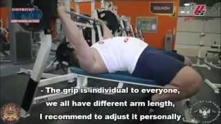 Kirill Sarychev & Andrey Skoromnyy - Bench Press: Powerlifting vs Bodybuilding / Сарычев и Скоромный