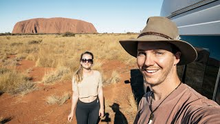 Van Life Around The Aussie Outback