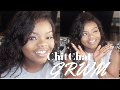 Chitchat GRWM: The truth about YouTube | PostGrad Medicine? | Refinding Myself