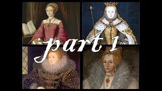 Elizabeth I, The Virgin Queen A Tudor Documentary part 1
