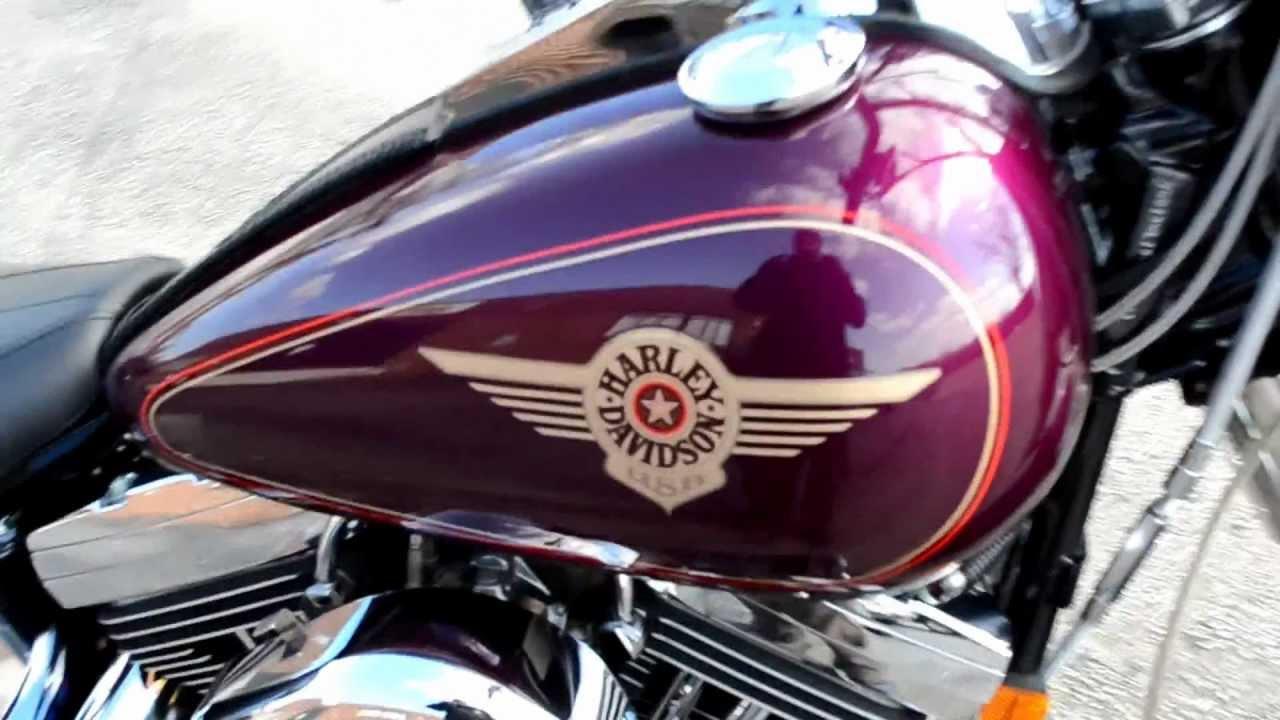 Fat Bike For Sale >> For Sale 1998 Harley-Davidson FLSTF Fat Boy at East 11 ...