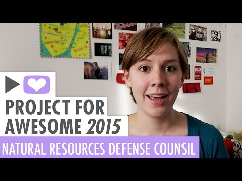 Natural Resources Defense Council P4A 2015