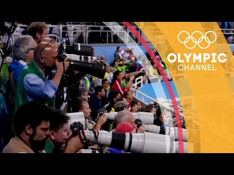 A Day in the Life of a Sports Photographer at the Olympic Games