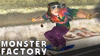 Monster Factory: Zeke Teenweed Takes Us To Fart School