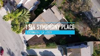 Priced to SELL! Beautiful 3 Bedroom, 3 Bathroom Home in Escondido! 1144 Symphony Place!