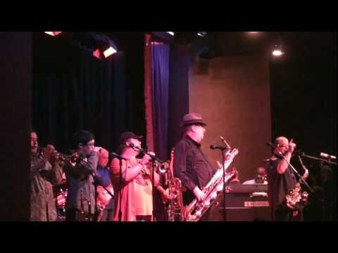 MIC GILLETTE'S Last-Ever Performance with Tower Of Power   Feb. 14, 2011