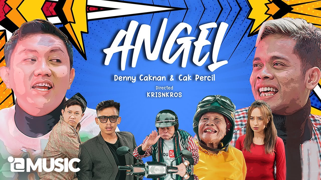 Download ANGEL - Denny Caknan feat. Cak Percil (Official Music Video)