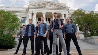 Newsies Medley | BYU Vocal Point (One-Shot A Cappella Tribute in 4K!)