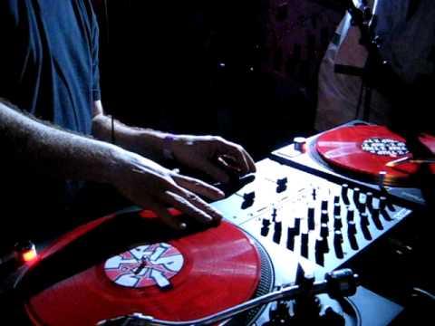 DJ Z-Trip and DJ Craze - 1 of 4 - Bass Sessions 2008