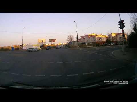 ДТП на мотоцикле Одесса 09 03 2017