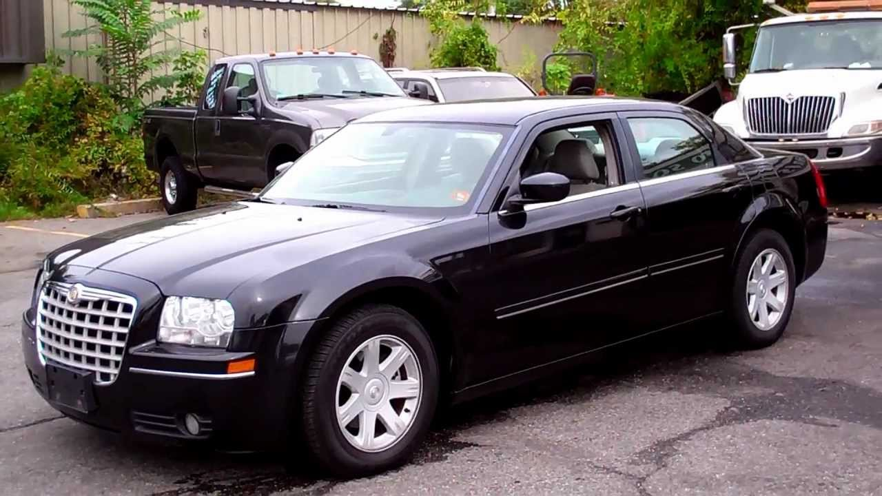 2005 Chrysler 300 Touring Sedan 4DR 3.5L H.O. V6 AT - - YouTube