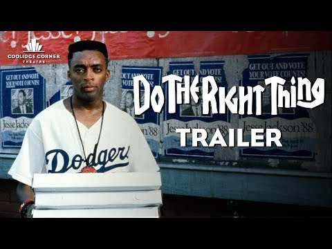 Do the Right Thing | Restored Trailer [HD] | Coolidge Corner Theatre