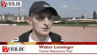 5vier TV Topspiel: SV Trier-West-Euren gegen Alemannia Trier