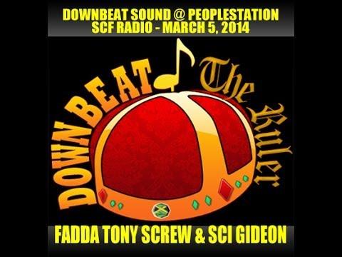 DOWNBEAT Sound on PeopleStation - SCF Radio Show Mar2014