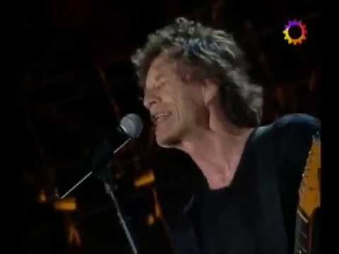 The Rolling Stones  Rain Fall Down   In Buenos Aires  2006
