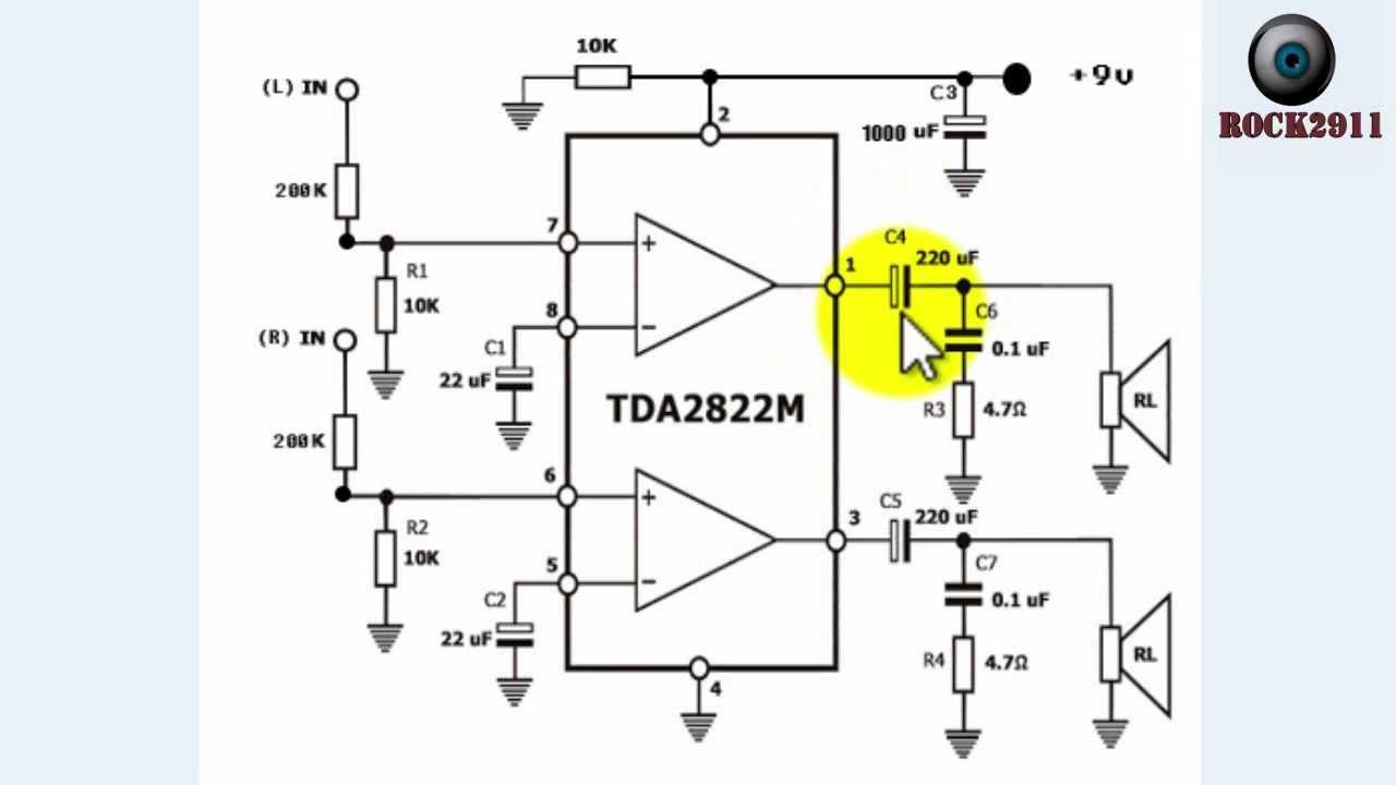 c mo leer esquemas el ctricos amplificador youtube rh youtube com diagramas electricos online diagramas electricos de gmc