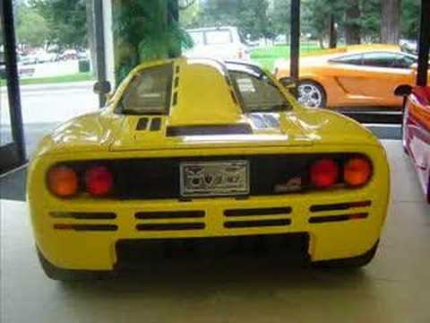 Ferrari F50 , Mclaren F1 , Saleen S7 Twin Turbo
