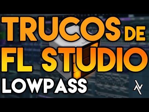 TRUCOS DE FL STUDIO: Cómo usar el Lowpass en Fruity Love Philter