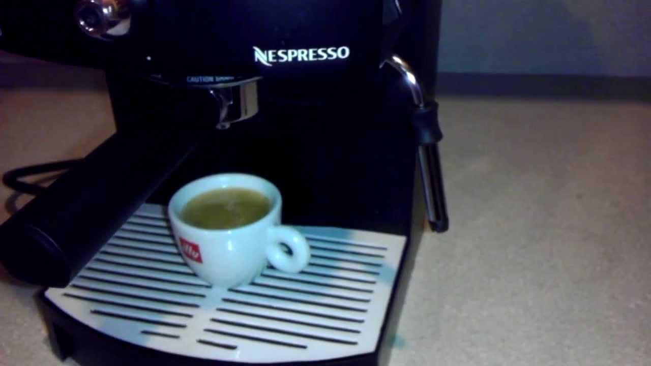 nespresso d150 espresso cappuccino machine in action youtube rh youtube com Nespresso D300 nespresso d150 manual english