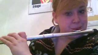 Star Wars Cantina Band Music - Flute