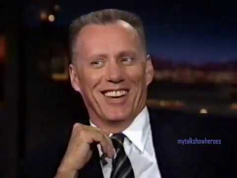 JAMES WOODS has FUN with TOM SNYDER