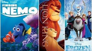 افضل 10 افلام كارتون حققت ايرادات ضخمة .. اختيار مميز لاطفالكم