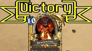 Hearthstone: Crazy Deathwing game