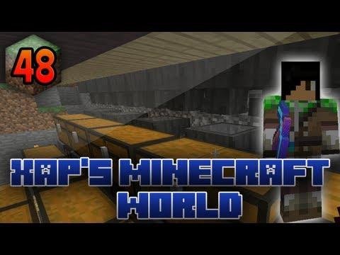 Xap's Minecraft World: 48 - Expanding Storage